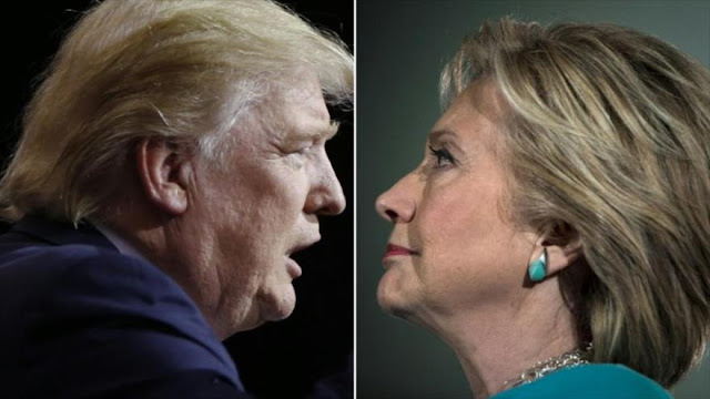 "Trump ataca a Clinton por haber sido una ""horrible candidata"""