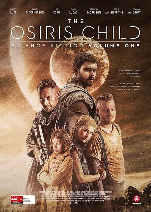 Nguồn Gốc Đại Chiến - The Osiris Child: Science Fiction Volume One (2017)