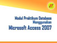Ebook Gratis Modul Praktikum Database Menggunakan Microsoft Access