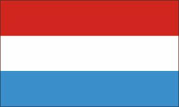 Bandeira de  Luxemburgo