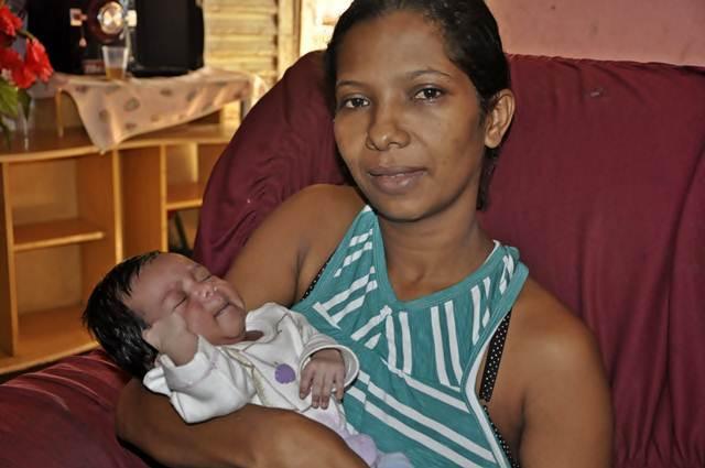 Formosa: Bebê que se desenvolveu fora do útero vem a óbito