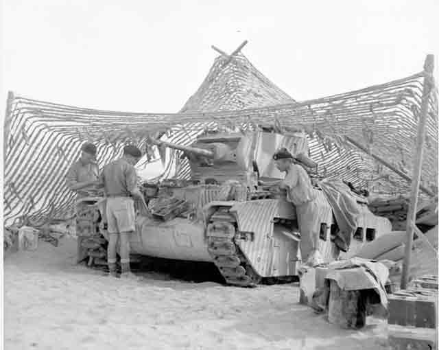 Matilda tanks at Tobruk, 18 November 1941 worldwartwo.filminspector.com