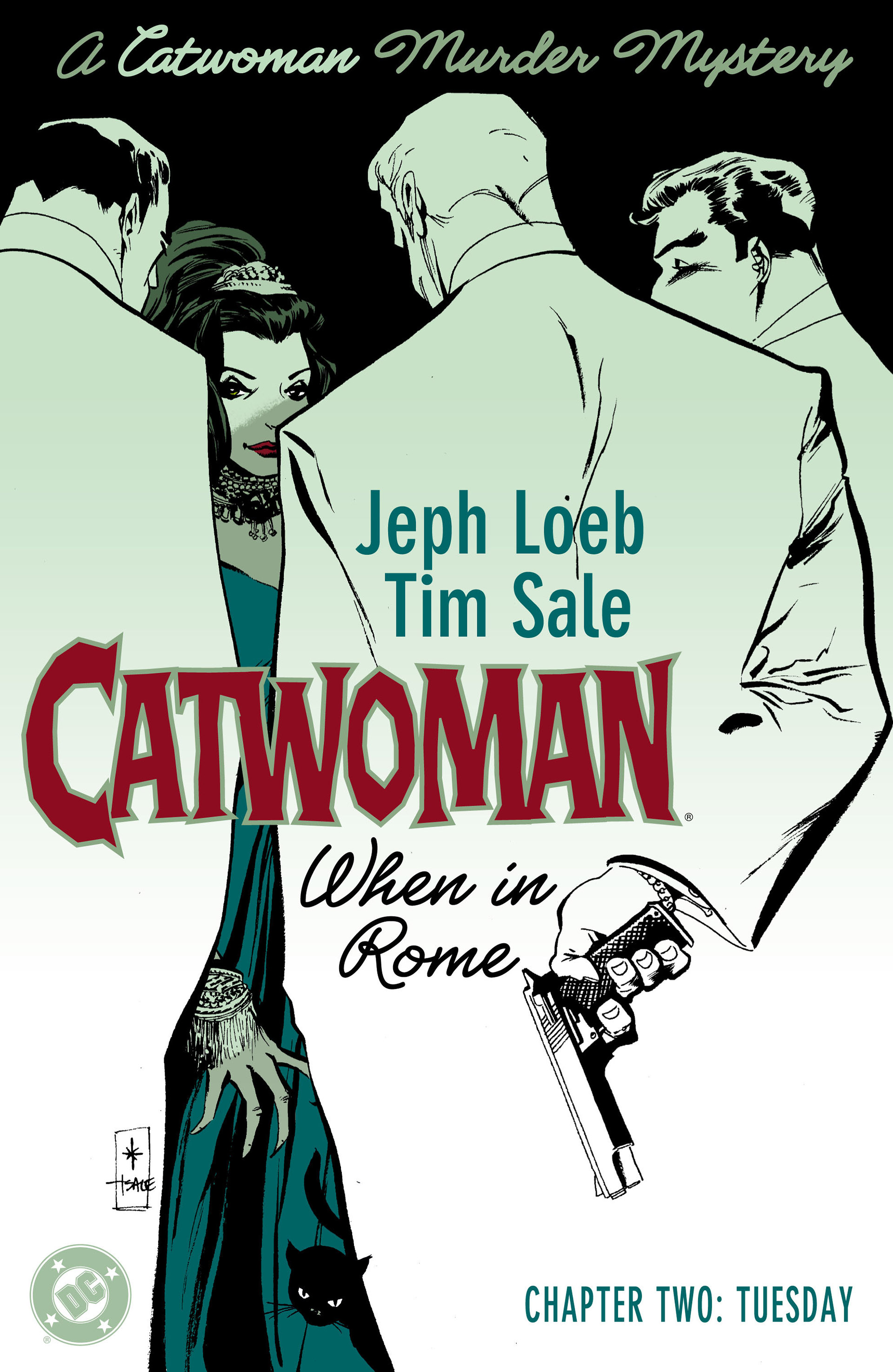 Catwoman: When in Rome 2 Page 1