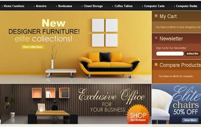 Bán hàng thiết kế nội thất trực tuyến
