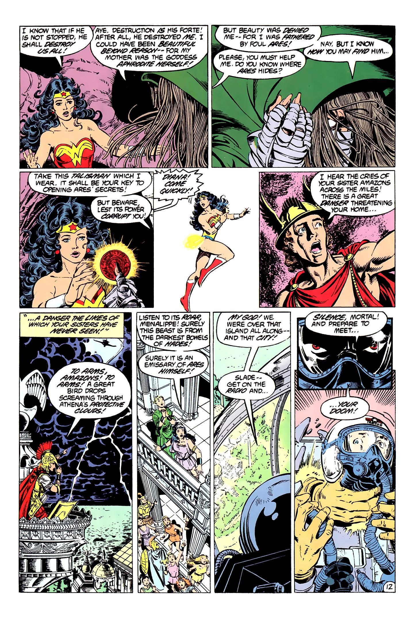 Read online Wonder Woman (1987) comic -  Issue #2 - 13
