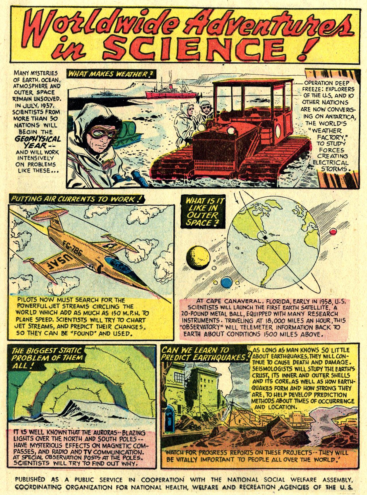 Read online Detective Comics (1937) comic -  Issue #244 - 16