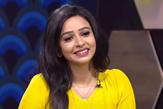 Interview with Actress Divya Ganesh