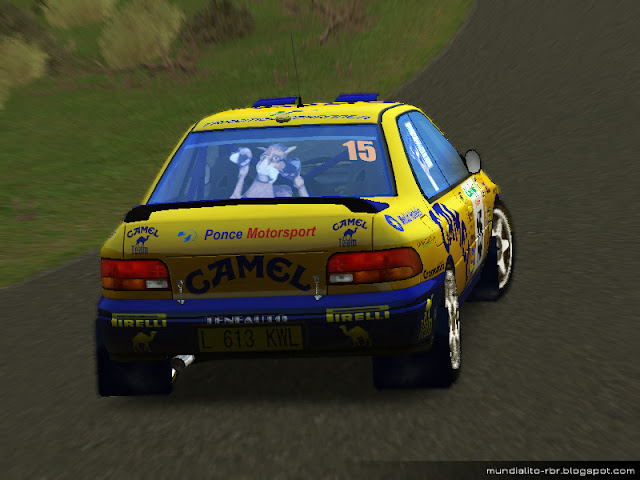 Toñi-Ponce-Subaru-Impreza-STI-Rally-Corte-Ingles-1997