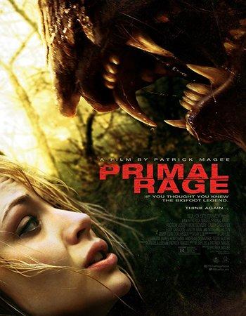 Primal Rage (2018) English 720p WEB-DL