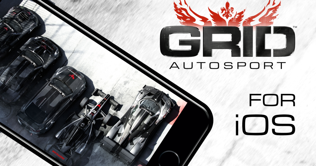 Console-Quality Racing Comes to iOS with GRID Autosport ...