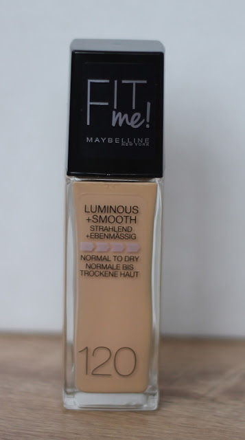 IMG 1365 - Maybelline Fit me! Foundation