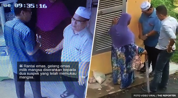 (Video) Bukti Dah Ada, Bila 2 Kaki Pukau Ni Nak Ditangkap? Dah Membusung Perut Pakcik Tu