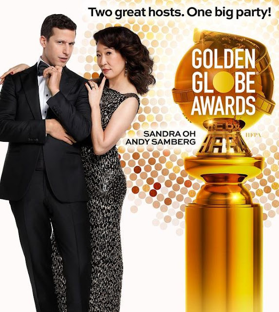 The 76th Annual Golden Globe Awards 2019 Eng WEBRip 480p 600Mb