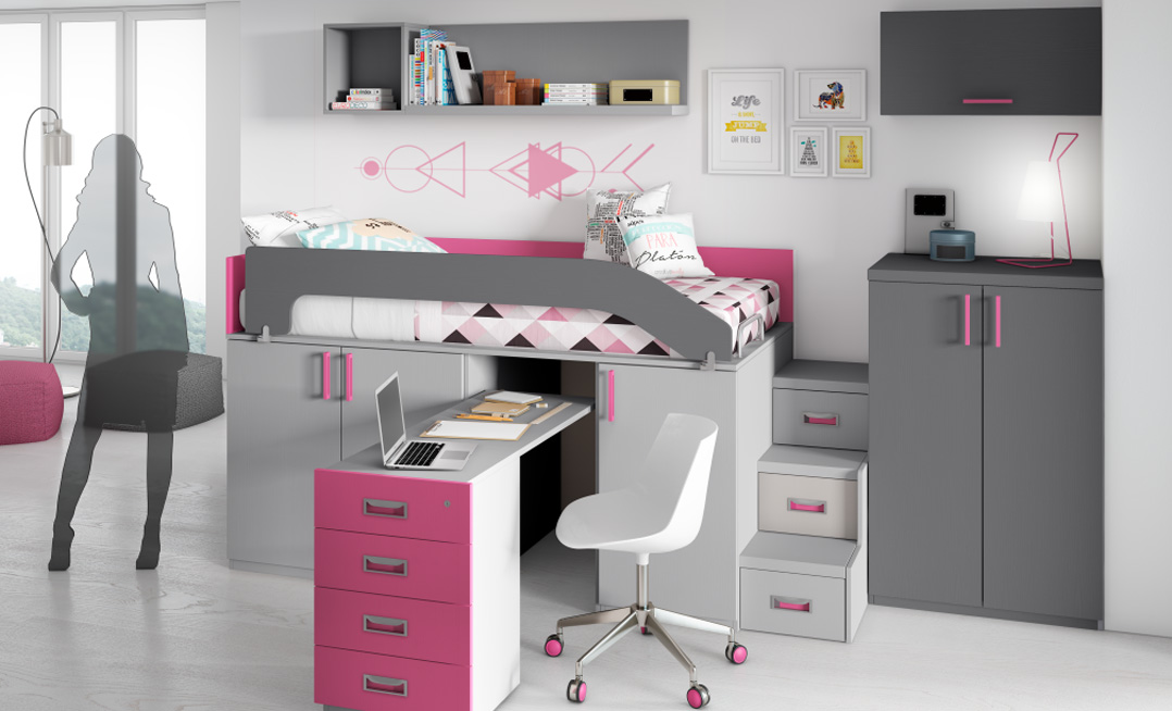 Crea tu espacio con muebles grabal - Muebles bravo murillo ...