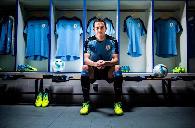 Uruguay a punto de cambiar Puma por Nike