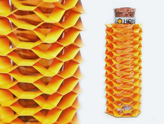 15 Creative Honeycomb Inspired Designs and Products
