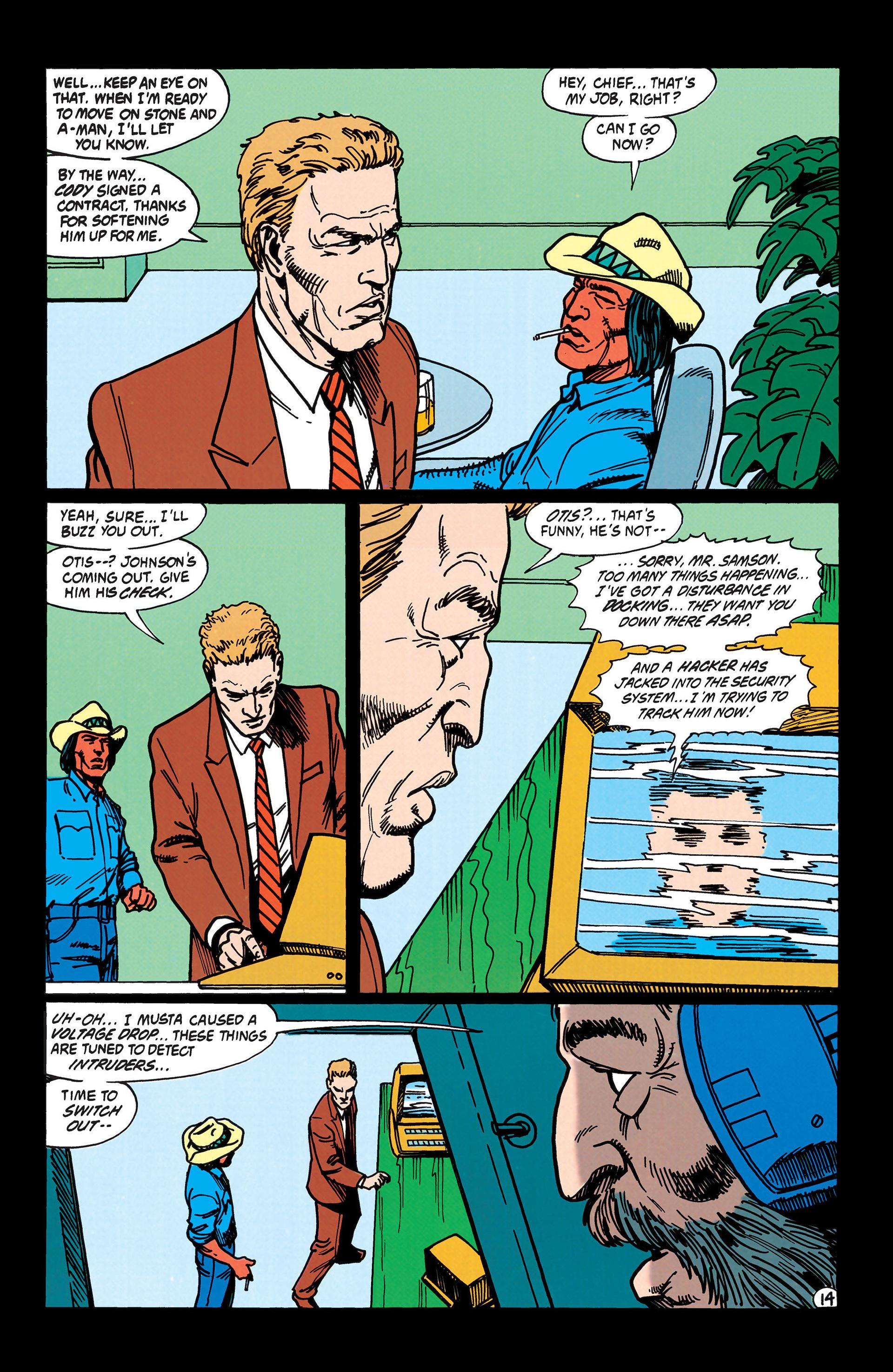 Read online Animal Man (1988) comic -  Issue #43 - 15