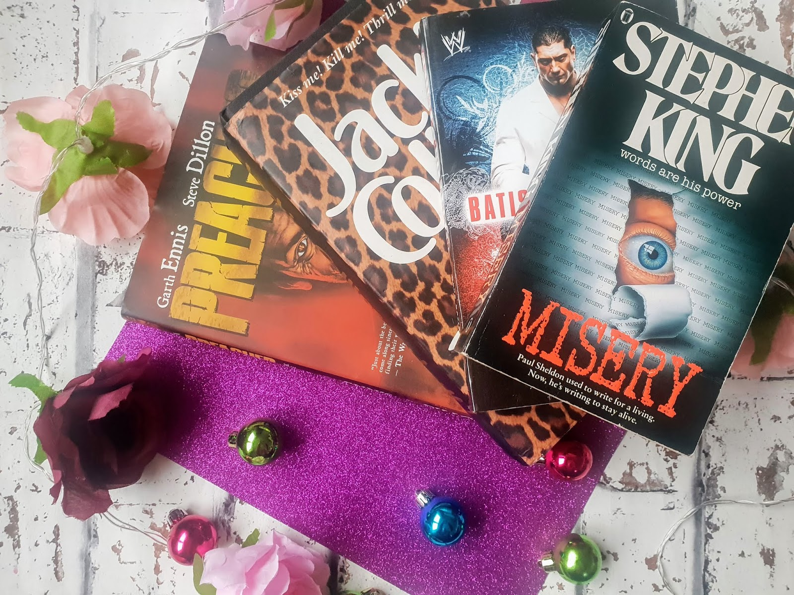 Book's I've Read in 2018 and Books I'd love to read in 2019!