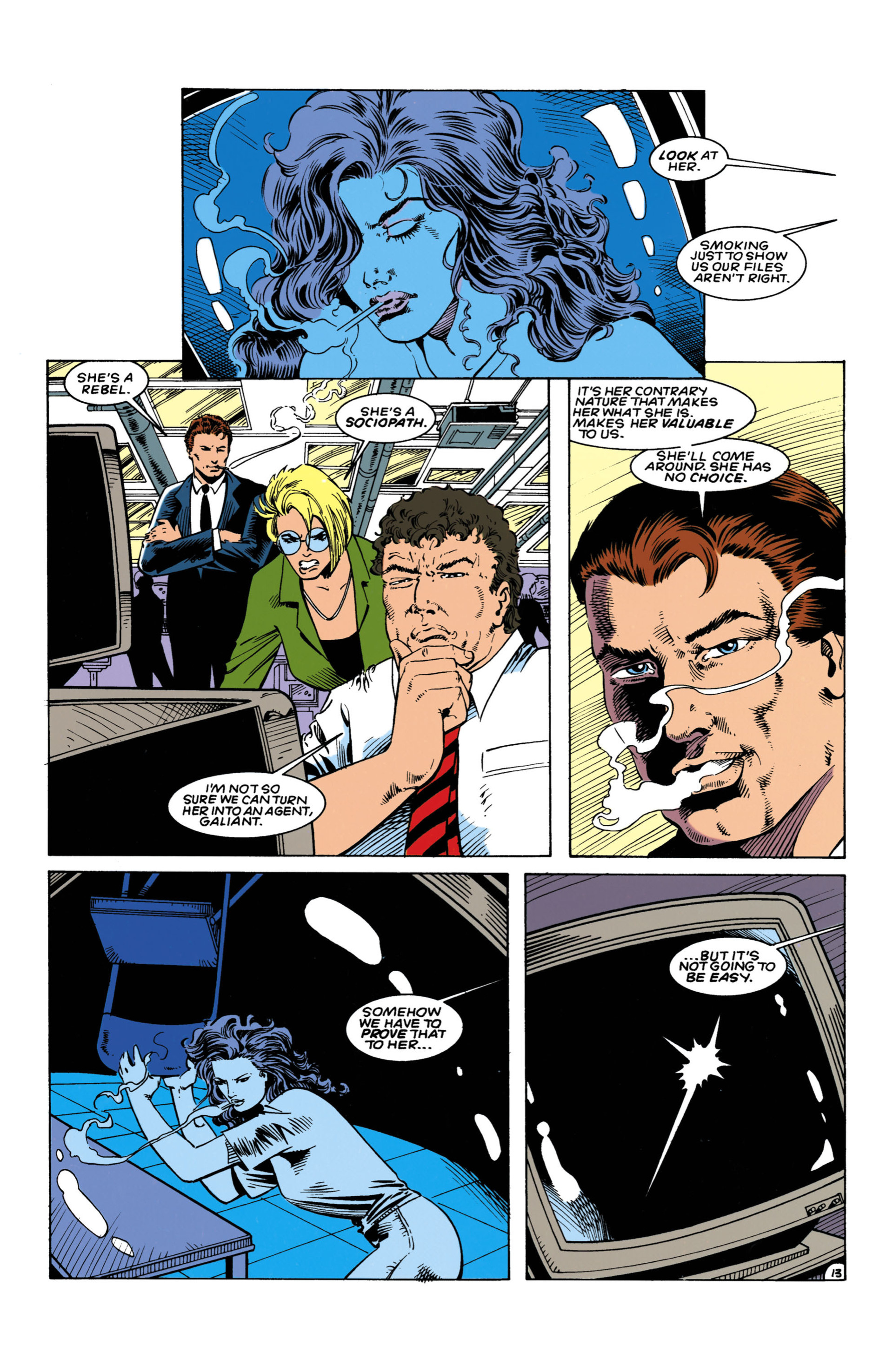 Catwoman (1993) Issue #15 #20 - English 14