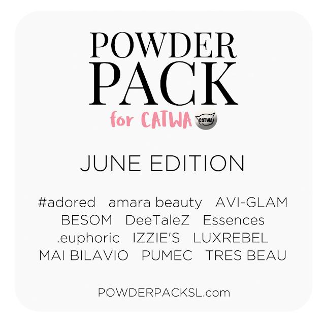 Powder Pack June Catwa coming soon