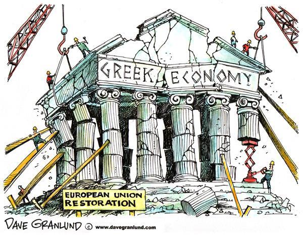 Το συνοπτικό περίγραμμα της λύσης του ελληνικού προβλήματος