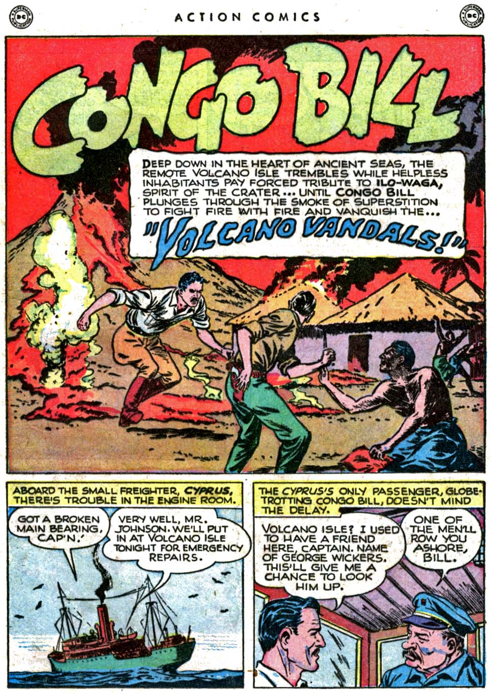 Read online Action Comics (1938) comic -  Issue #123 - 17