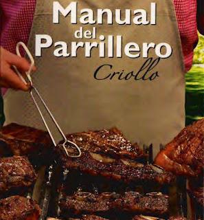 Libro de Cocina - Manual del parrillero criollo