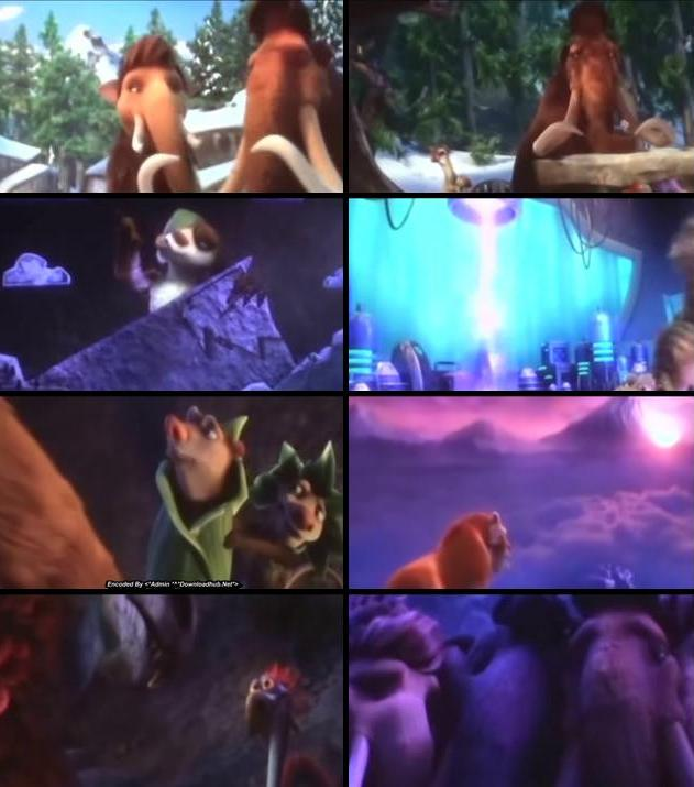 Ice Age Collision Course 2016 Hindi Dubbed CAMRip