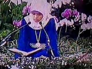 Mp3 Tilawah Qori'ah Dina Andriani (Nuzulul Qur'an)