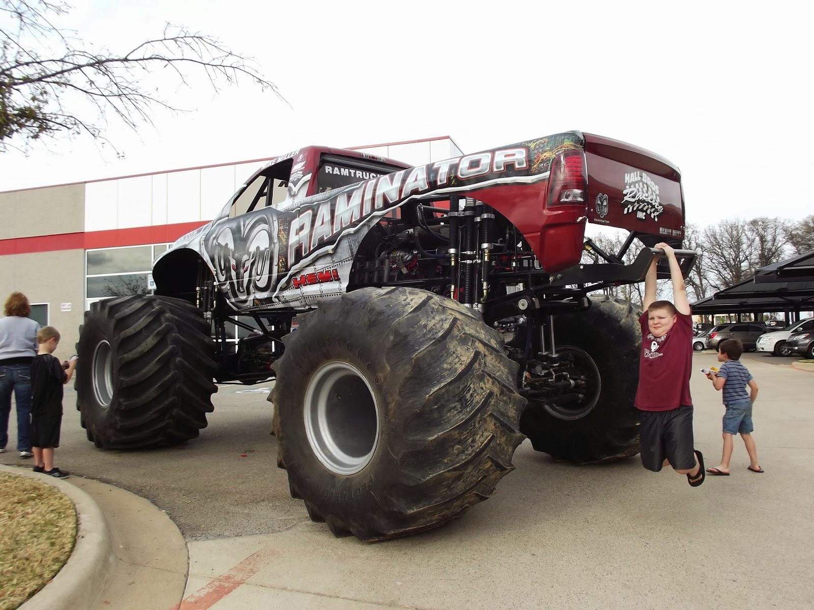 used monster trucks for sale autos post. Black Bedroom Furniture Sets. Home Design Ideas