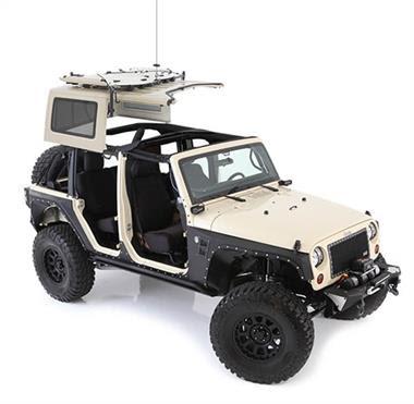 Jeep Hoist