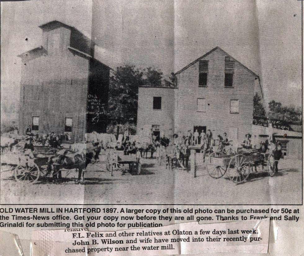 ohio county  kentucky history