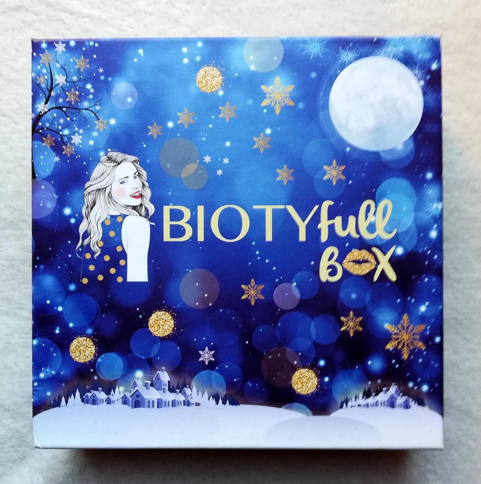 """BIOTYfull Box / Décembre 2018 """"La Festive"""""""