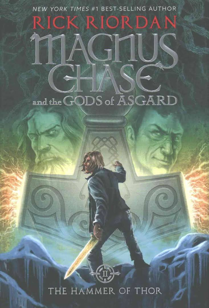 The Hammer of Thor by Rick Riordan PDF Book Download - 8FreeBooks