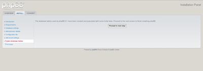 Forum Menggunakan CMS php di linux