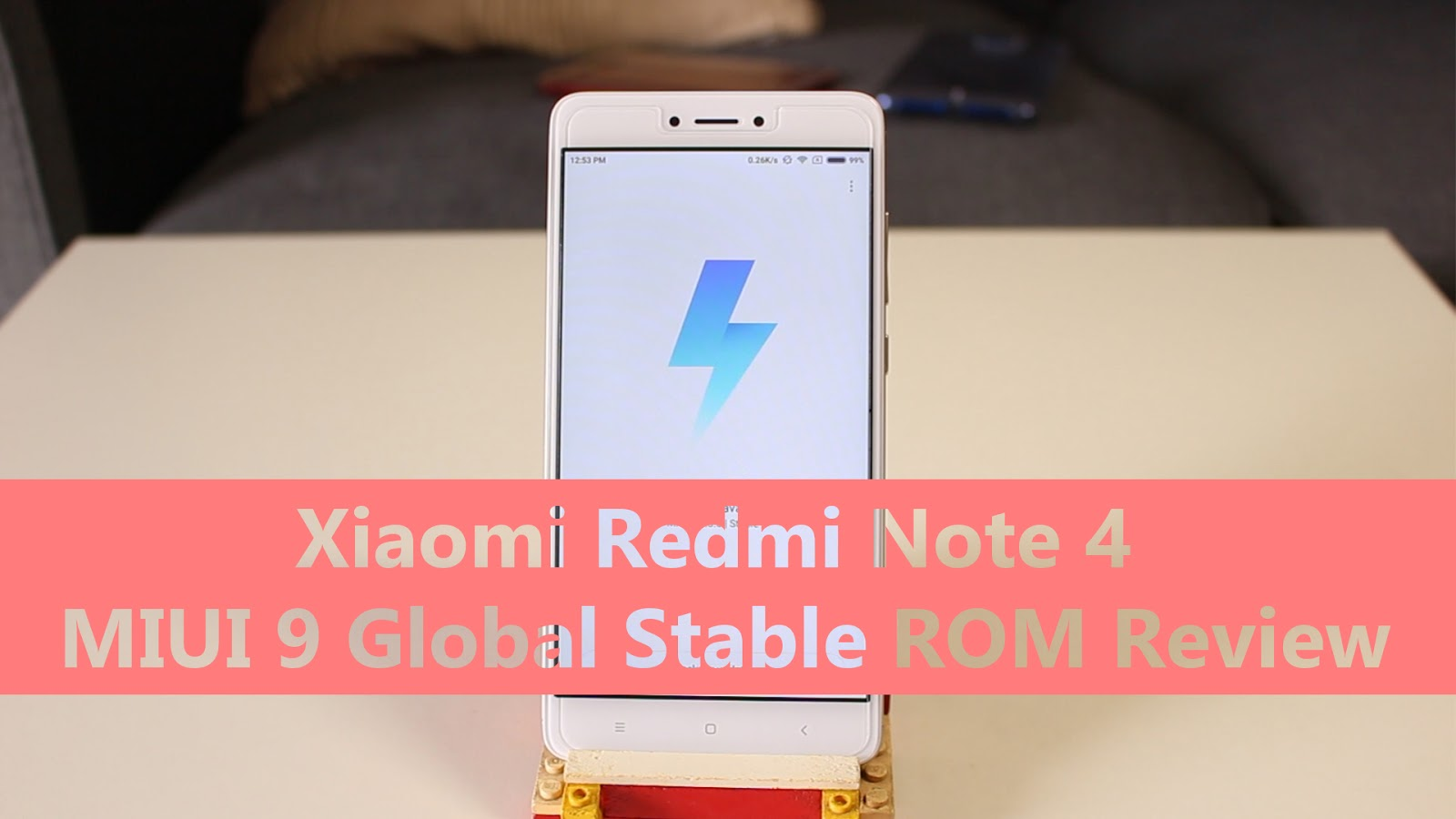 Xiaomi Redmi Note 4 MIUI 9 Global Stable ROM Review | Mister