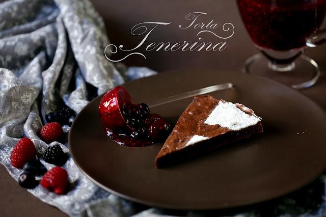 Die zarte Versuchung aus Ferrara: Torta Tenerina