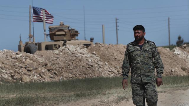 Συρία: Αμερικανός και Γερμανός ανάμεσα σε τζιχαντιστές που συνελήφθησαν από Κούρδους