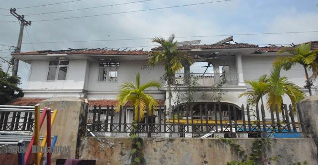 Rumah Kadis Pemberdayaan Perempuan Hangus Terbakar