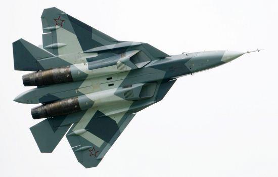 PAK FA T-50