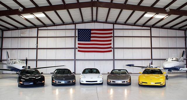 historia de generaciones corvette