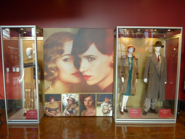 The Danish Girl movie costumes