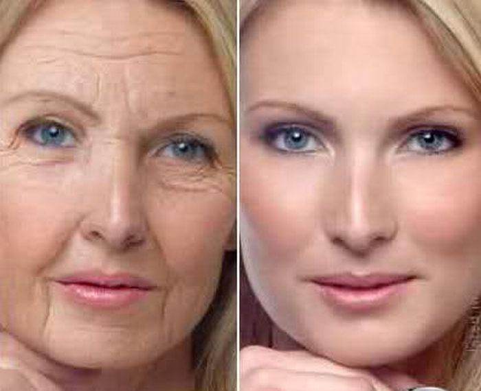Make Face Look Younger Naturally
