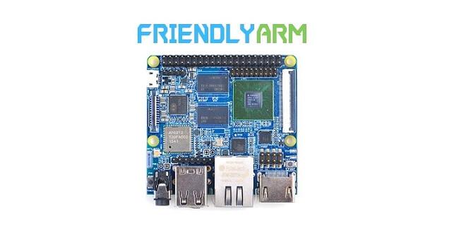 NanoPi M3 Alternative to Raspberry Pi 2 Board | Android