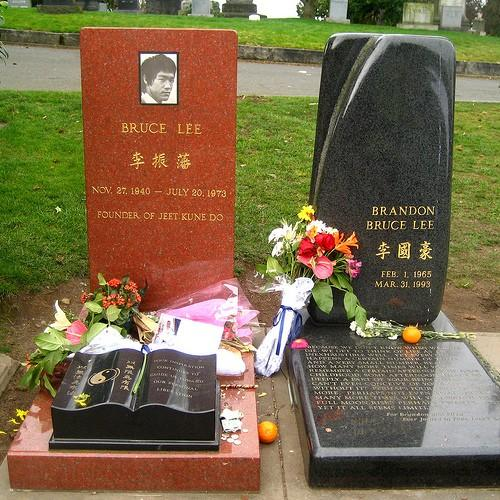 Bruce Lee Tod