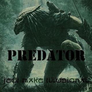 Jedi Mak3 1llusional - Yautja (Predator) (Single) (2018)