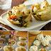 Το μαμαδίστικο φαγητό μεταμορφώνεται με θήκες cup cakes!