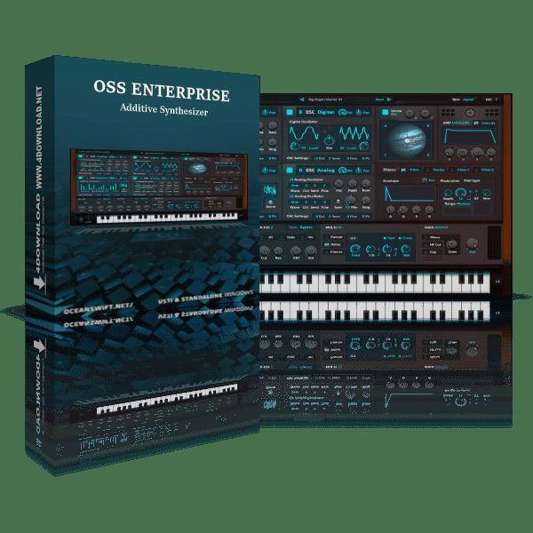 Ocean Swift OSS Enterprise v1.0.0 + DLC Preset Pack