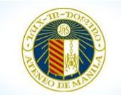 Ateneo de manila ADMU application form