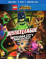 Justice League - Gotham City Breakout (2016) online y gratis